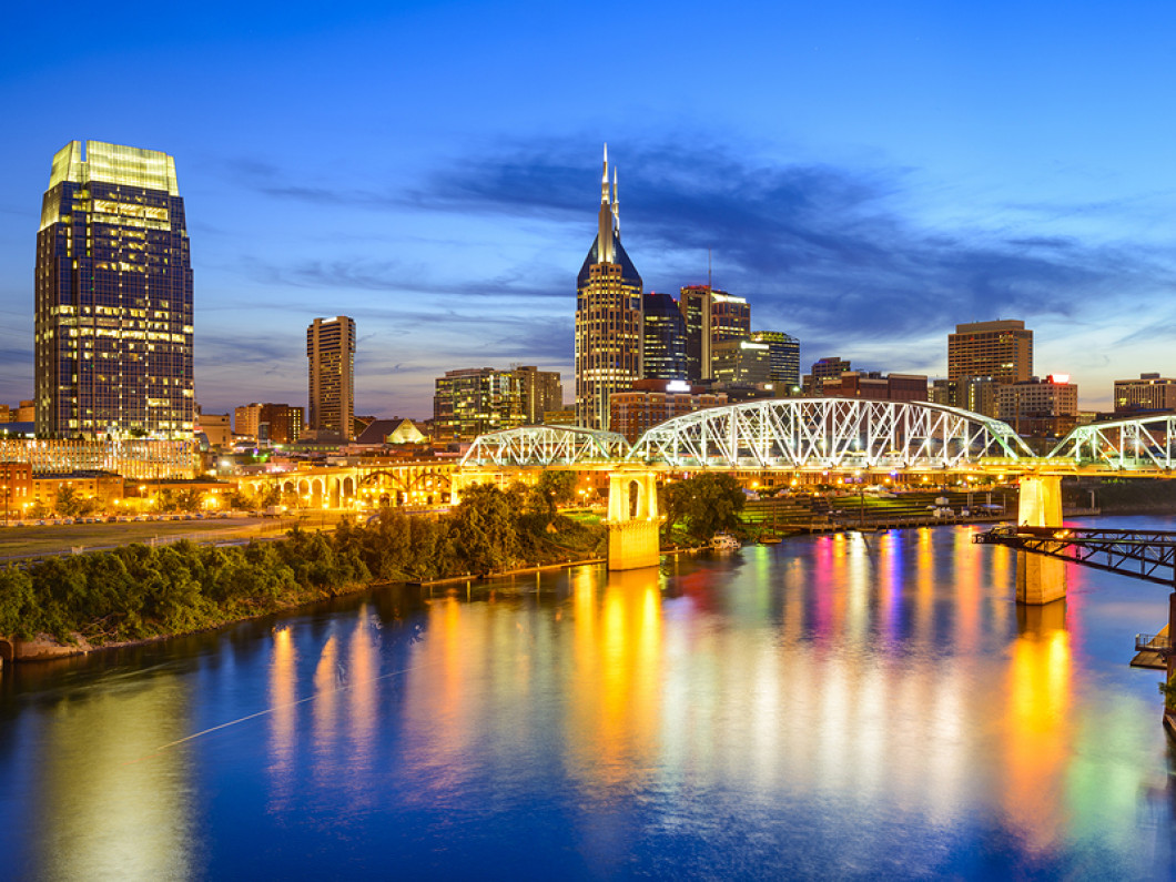 America's Music Cities (feat. Nashville, Memphis, & New Orleans):